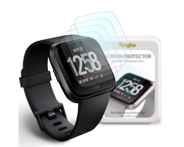 Ringke ID Tempered Glass 4 Τεμάχια (Fitbit Versa)