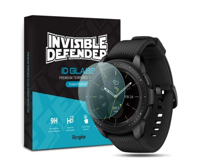 Ringke ID Tempered Glass 4 Τεμάχια (Samsung Galaxy Watch 42mm)
