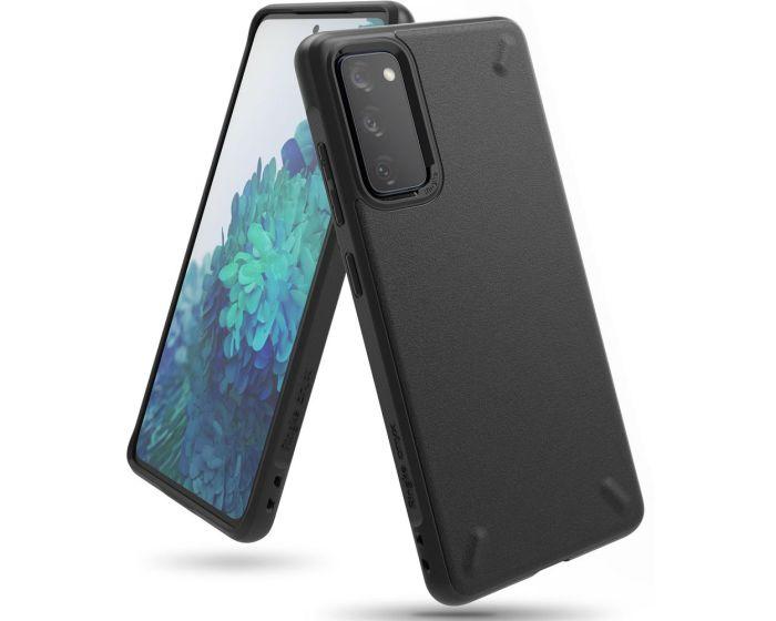 Ringke Onyx Θήκη Σιλικόνης Black (Samsung Galaxy S20 FE)