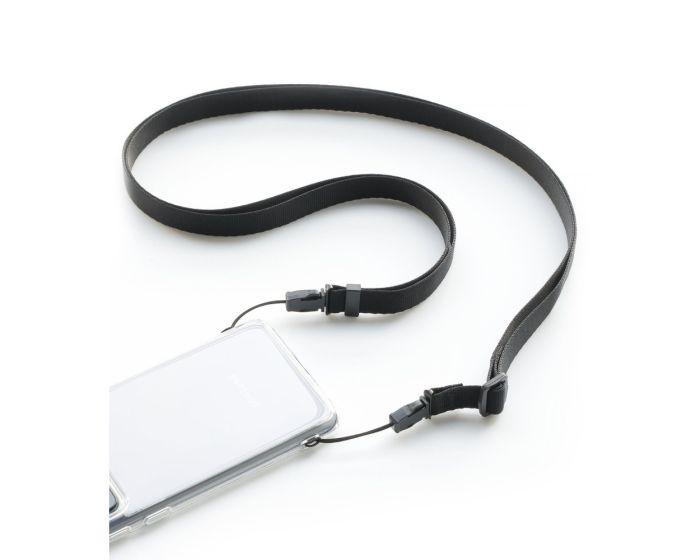 Ringke Shoulder Strap Λουράκι Μεταφοράς Ώμου - Black