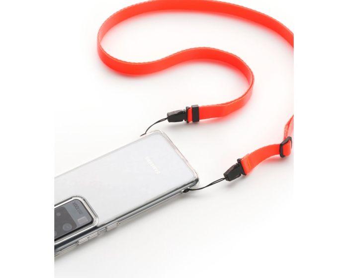 Ringke Shoulder Strap Λουράκι Μεταφοράς Ώμου - Neon Orange
