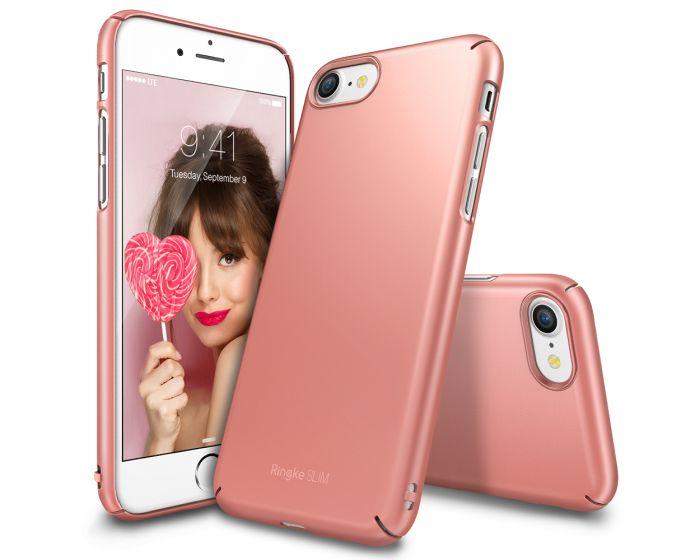 Ringke Slim Fit Σκληρή Θήκη (RSL-AIPH7P-RG) Rose Gold (iPhone 7 Plus / 8 Plus)