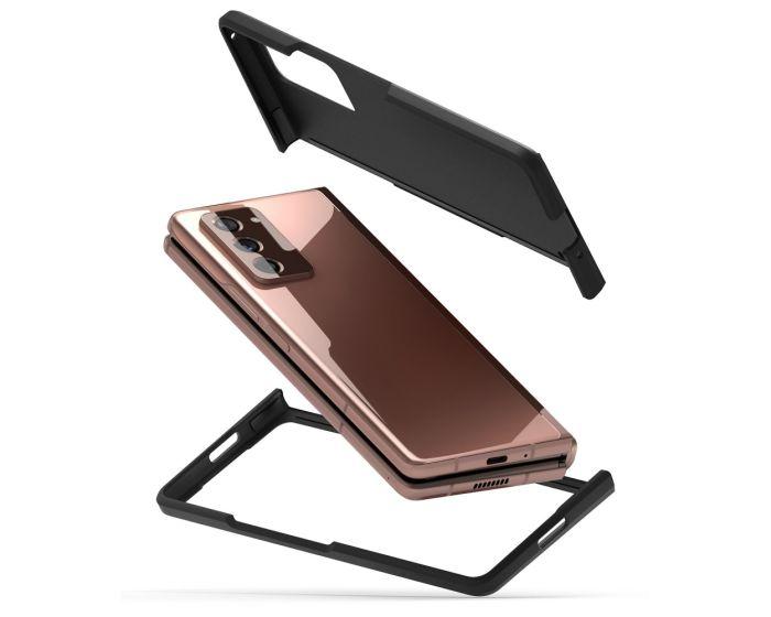 Ringke Slim Fit Σκληρή Θήκη Matte Black (Samsung Galaxy Z Fold 2)