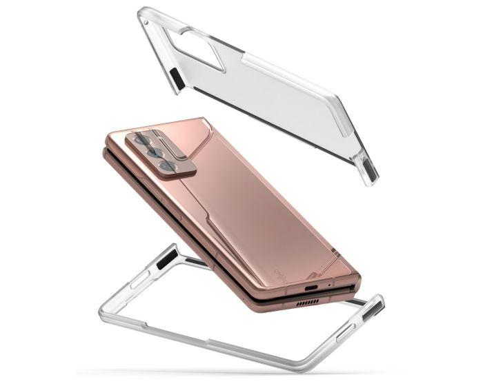 Ringke Slim Fit Σκληρή Θήκη Matte Clear (Samsung Galaxy Z Fold 2)