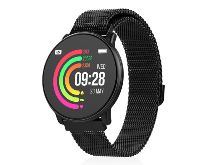Riversong Motive C SW02 Smartwatch - Black