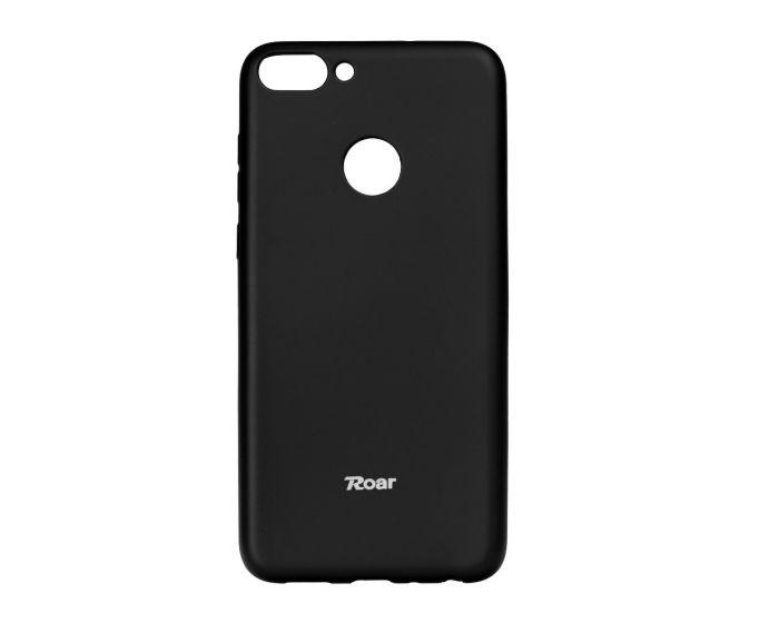 Roar Colorful TPU Jelly Case Θήκη Σιλικόνης Black (Huawei P Smart)
