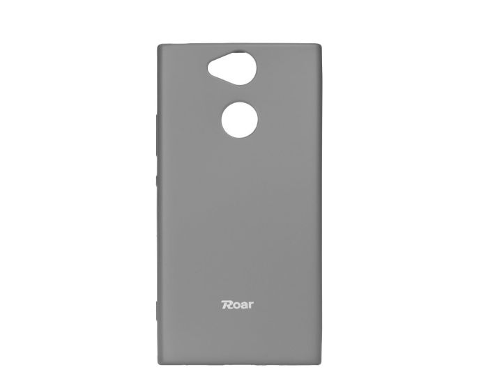 Roar Colorful TPU Jelly Case Θήκη Σιλικόνης Grey (Sony Xperia XA2)
