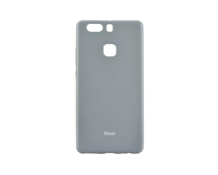 Roar Colorful Jelly Case Θήκη Σιλικόνης Grey - (Huawei P9 Plus)