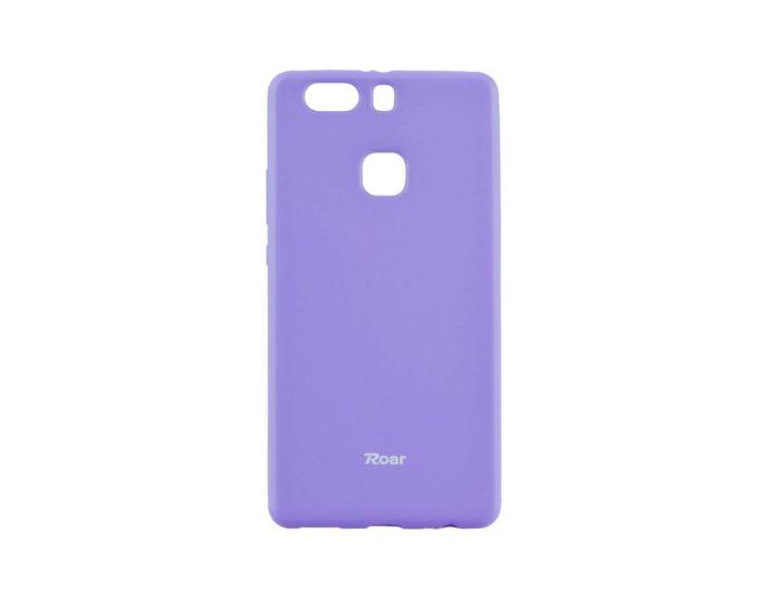 Roar Colorful Jelly Case Θήκη Σιλικόνης Violet - (Huawei P9 Plus)