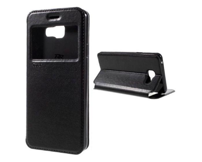 Roar Noble View Case Θήκη με Παράθυρο και δυνατότητα Stand Black (LG K4)