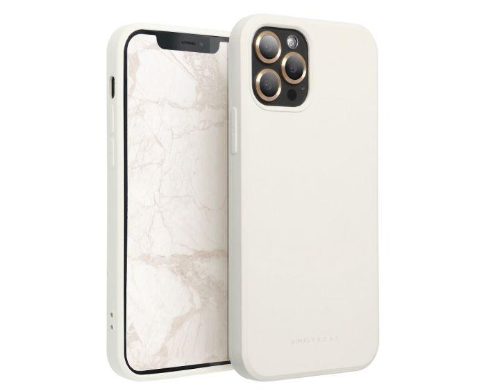 Roar Space TPU Jelly Case Θήκη Σιλικόνης Aqua White (iPhone 13 Pro Max)