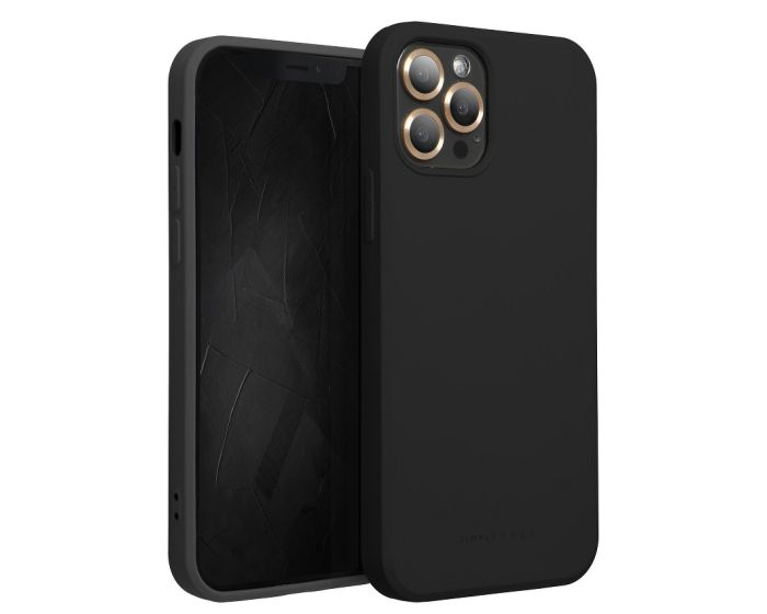 Roar Space TPU Jelly Case Θήκη Σιλικόνης Black (iPhone 13 Pro Max)