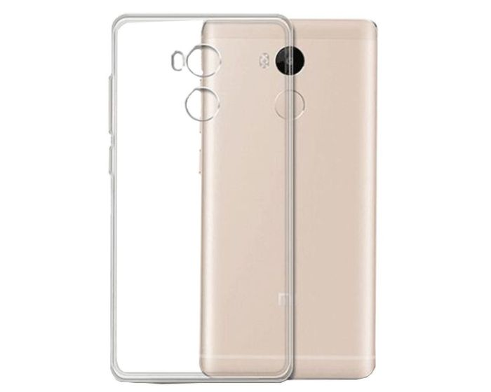 Roar Ultra Thin 0.3mm Silicone Case Διάφανη (Xiaomi Redmi 4A)