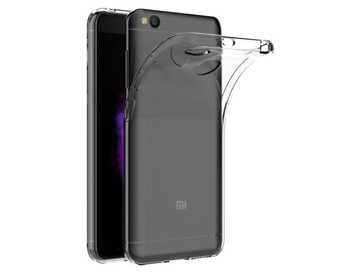 Roar Ultra Thin 0.3mm Silicone Case Διάφανη (Huawei Y5 2017 / Y6 2017)