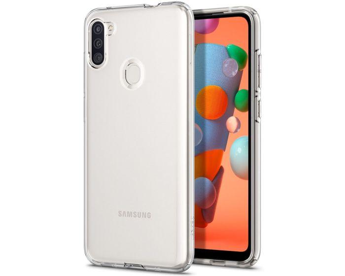 Spigen Liquid Crystal Case (ACS00856) Clear (Samsung Galaxy A11)