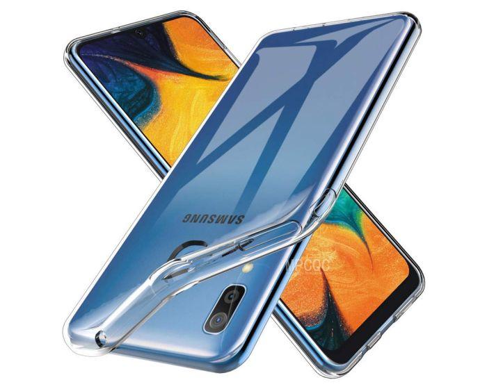 2mm Silicone Case Θήκη Σιλικόνης Διάφανο (Samsung Galaxy A20e)