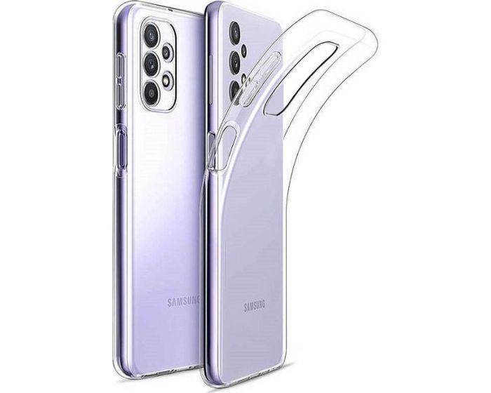 2mm Silicone Case Θήκη Σιλικόνης Διάφανο (Samsung Galaxy A32 4G)