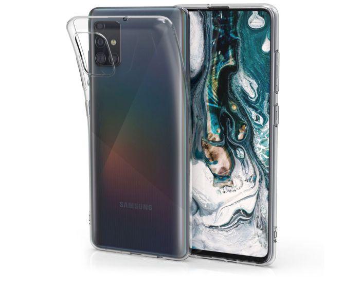KWmobile TPU Clear Silicone Case Θήκη Σιλικόνης (51191.03) Διάφανη (Samsung Galaxy A51)