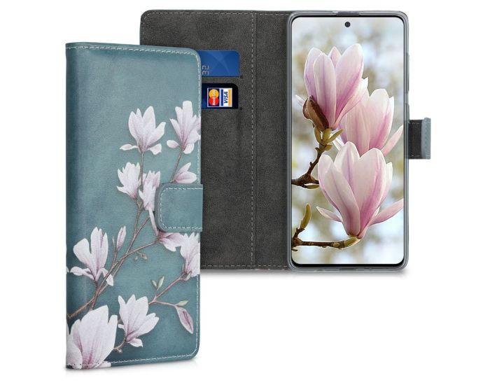 KWmobile Θήκη Πορτοφόλι Wallet Case (51193.01) Magnolia (Samsung Galaxy A51)