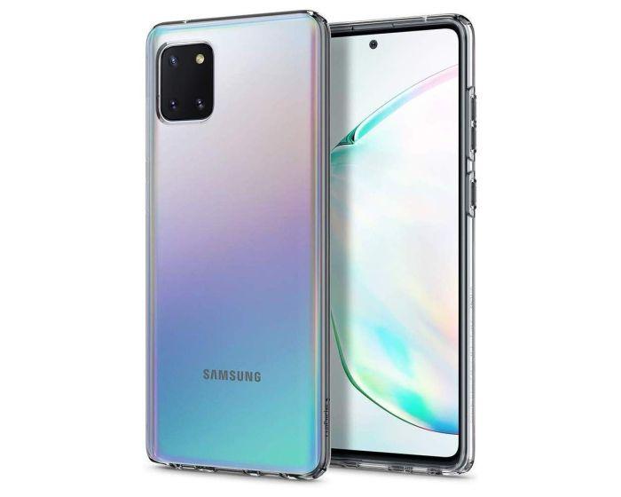 Spigen Liquid Crystal Case (ACS00683) Clear (Samsung Galaxy Note 10 Lite)