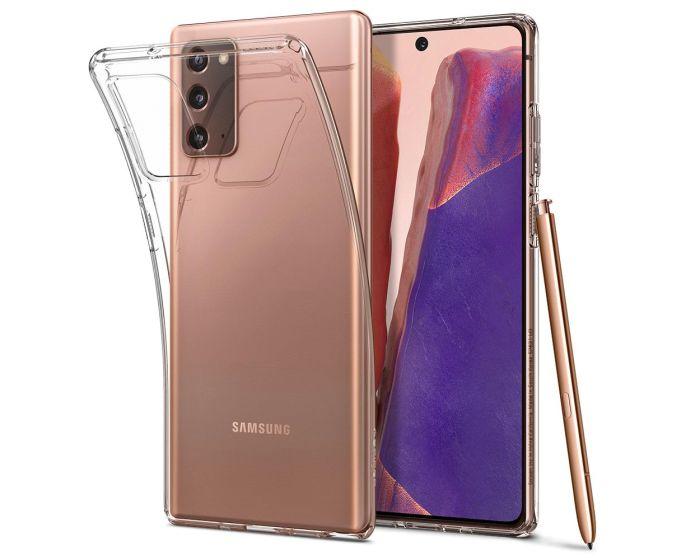 Spigen Liquid Crystal Case (ACS01415) Clear (Samsung Galaxy Note 20)