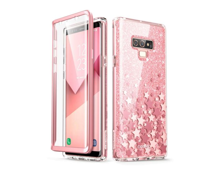 i-Blason Ανθεκτική Θήκη Cosmo Full Body Case With Built-In Screen Protector Pink (Samsung Galaxy Note 9)