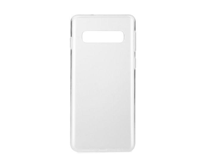 Ultra Slim 0.3mm Silicone Case Θήκη Σιλικόνης Διάφανο (Samsung Galaxy S10)