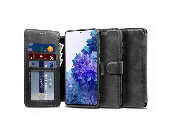 TECH-PROTECT Wallet Case Θήκη Πορτοφόλι με Stand - Black (Samsung Galaxy S20 FE)