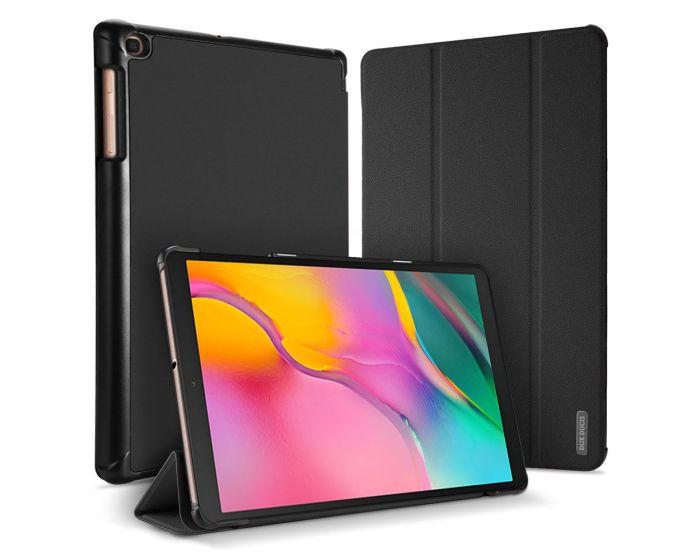DUX DUCIS Domo Smart Book Case Θήκη με Δυνατότητα Stand - Black (Samsung Galaxy Tab A 10.1 2019)