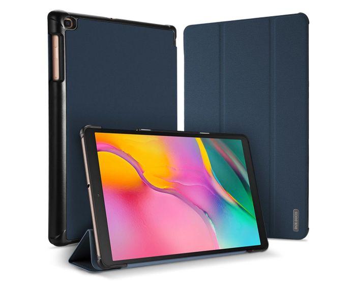 DUX DUCIS Domo Smart Book Case Θήκη με Δυνατότητα Stand - Navy Blue (Samsung Galaxy Tab A 10.1 2019)