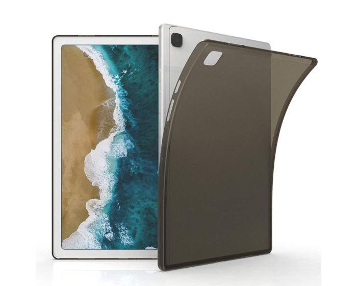 KWmobile TPU Smoke Black Silicone Case Θήκη Σιλικόνης (53381.01) Διάφανη (Samsung Galaxy Tab A7 10.4)