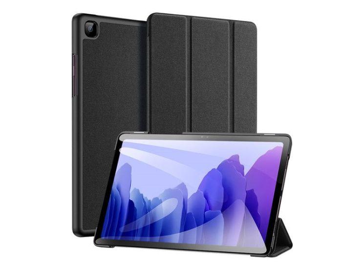 DUX DUCIS Domo Smart Book Case Θήκη με Δυνατότητα Stand - Black (Samsung Galaxy Tab A7 10.4)