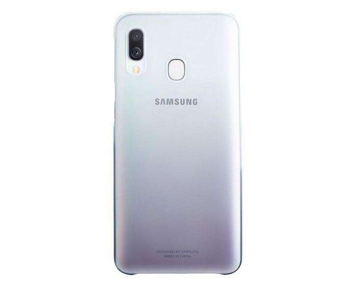 Samsung Gradiation Cover Hard Case (EF-AA405CBEGWW) Black (Samsung Galaxy A40)