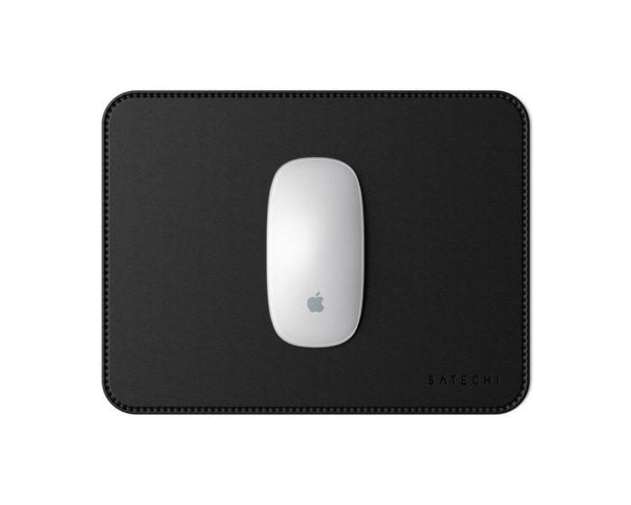 SATECHI Eco Leather Mouse Pad - Black