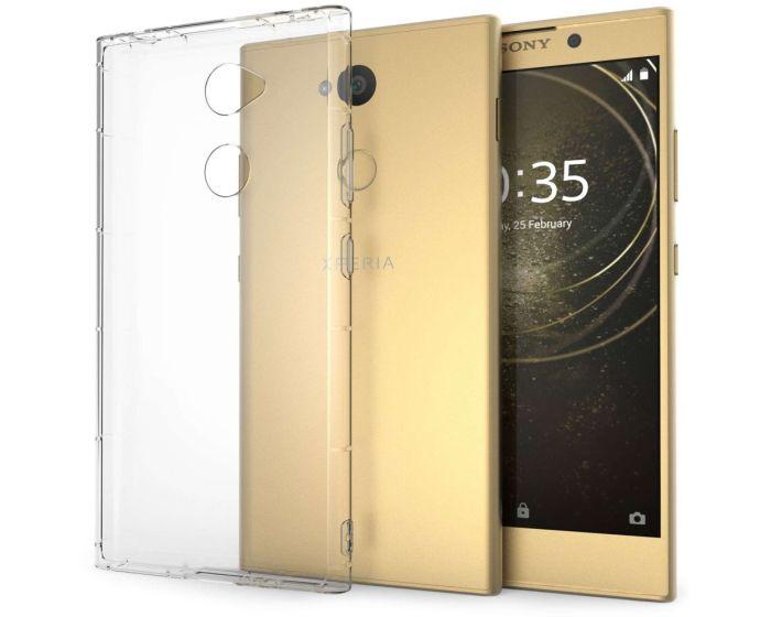 Centopi Ultra Thin TPU Gel Case (SE-HA07-Z645) Clear (Sony Xperia L2)