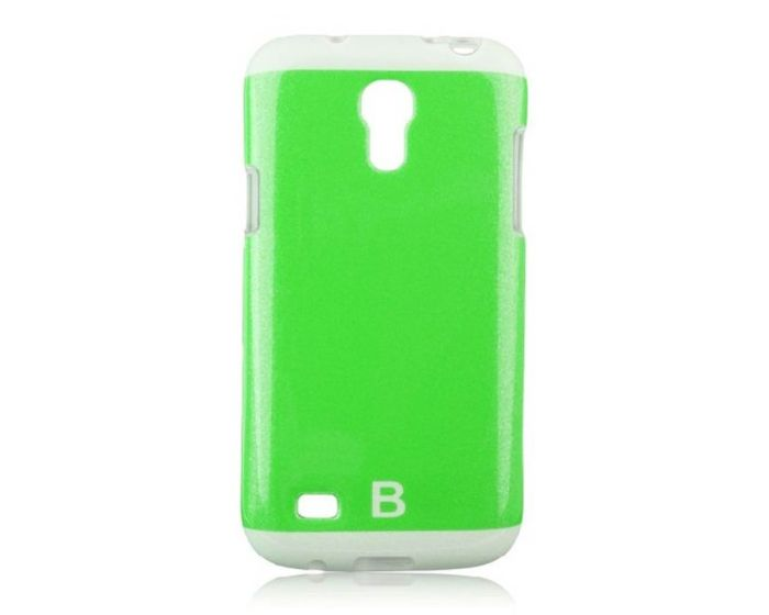 Shiny Θήκη Σιλικόνης Slim Fit Silicone Case Green (Samsung Galaxy S4 mini)