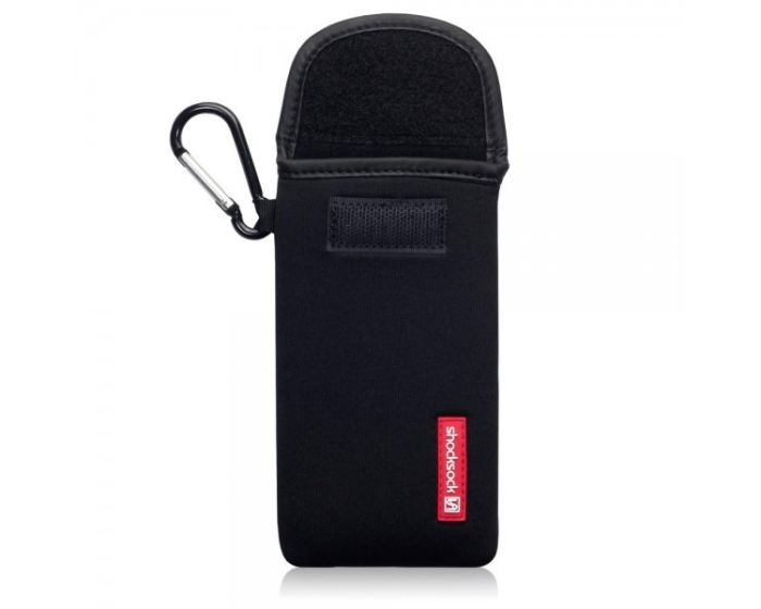 Shocksock Θήκη - Πουγκί Pull up Case (121-002-040) Μαύρο (Samsung Galaxy A8 2018)
