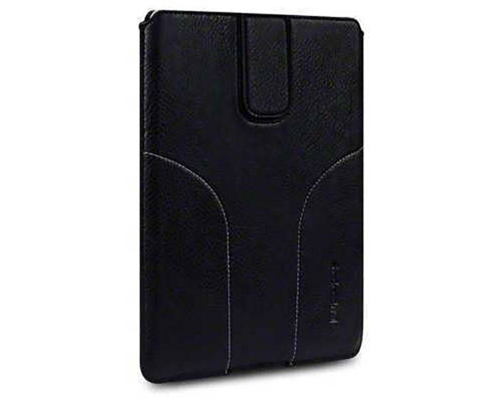 Shocksock PU Leather Θήκη - Πουγκί Pull up Case (009-082-007) Μαύρο (iPad 2 / 3 / 4)