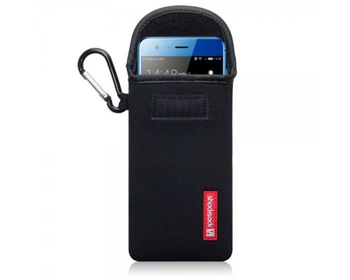 Shocksock Θήκη - Πουγκί Pull up Case (121-083-013) Μαύρο (Huawei Honor 9)