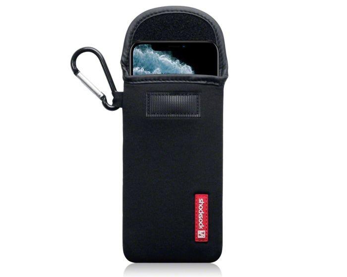 Shocksock Θήκη - Πουγκί Pull up Case (121-129-001) Μαύρο (iPhone 11 Pro)