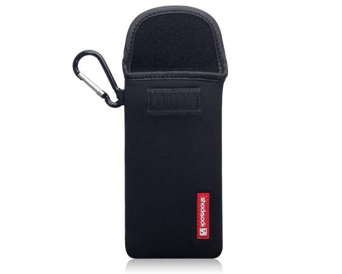 Shocksock Θήκη - Πουγκί Pull up Case (121-001-013) Μαύρο (Nokia 9 PureView)