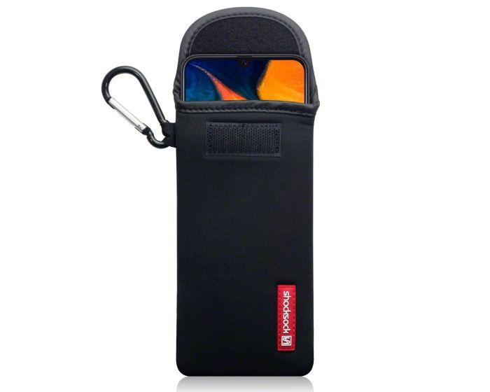 Shocksock Θήκη - Πουγκί Pull up Case (121-002-055) Μαύρο (Samsung Galaxy A30)