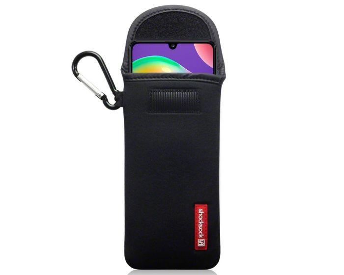 Shocksock Θήκη - Πουγκί Pull up Case (121-002-075) Μαύρο (Samsung Galaxy A31)