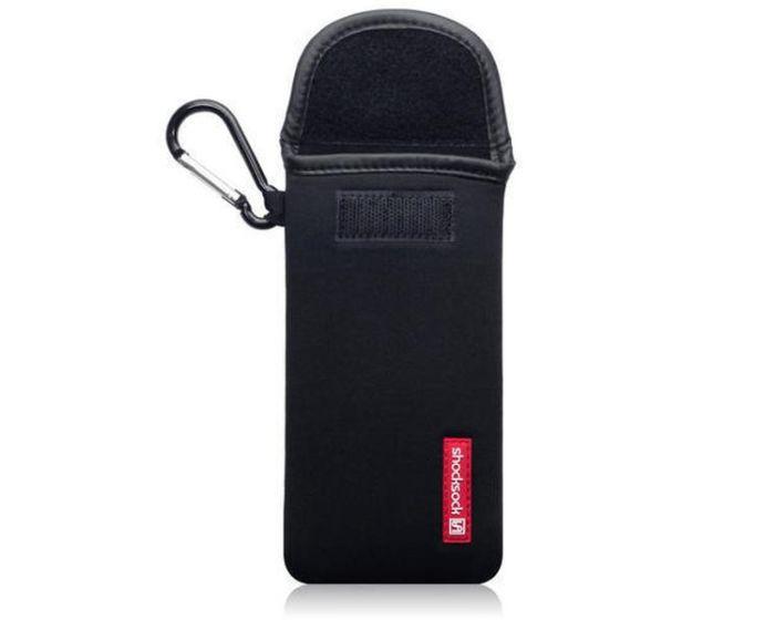 Shocksock Θήκη - Πουγκί Pull up Case (121-005-039) Μαύρο (Sony Xperia XZ3)