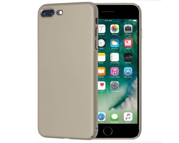 SHTL Θήκη Καουτσούκ Extra Slim Fit (138909) Χρυσό (iPhone 7 Plus / 8 Plus)