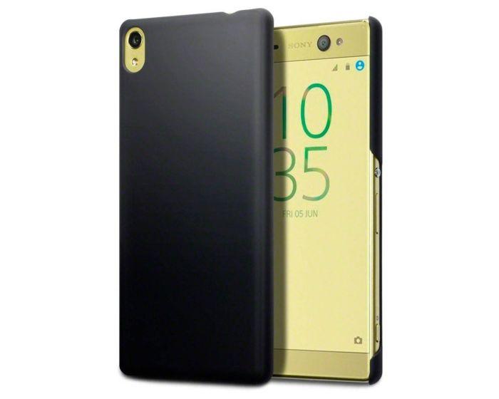 Terrapin Θήκη Καουτσούκ Extra Slim Fit (151-005-118) Μαύρο (Sony Xperia XA Ultra)