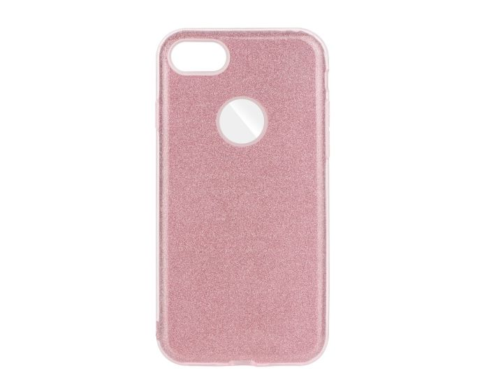Forcell Glitter Shine Cover Hard Case Rose (Huawei P9 Lite Mini)