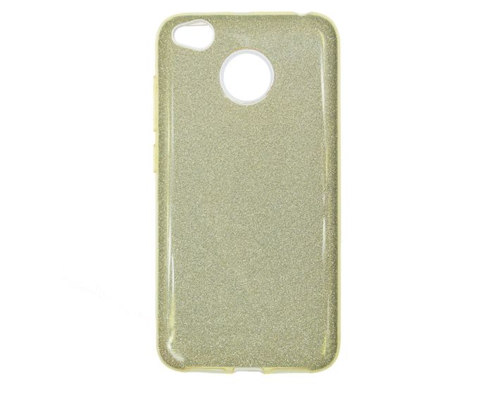 Forcell Glitter Shine Cover Hard Case Gold (Huawei P9 Lite Mini)