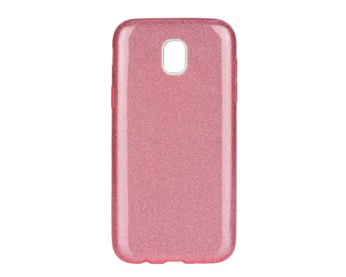 Forcell Glitter Shine Cover Hard Case Rose Gold (Samsung Galaxy J5 2017)