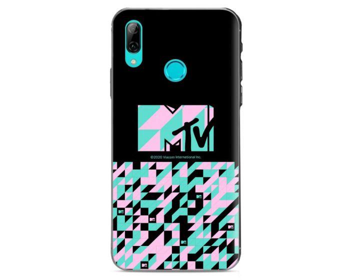 OEM Slim Fit Back Case MTV Θήκη Σιλικόνης Black (Huawei P Smart 2019 / Honor 10 Lite)